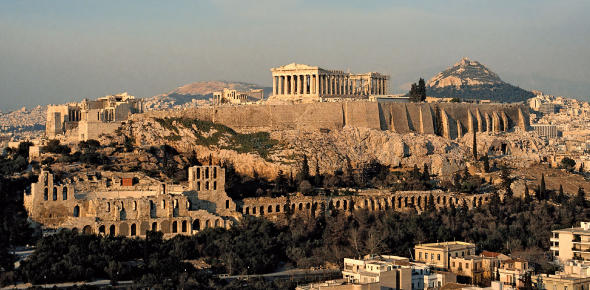 Which Greek City-state Would You Have Lived In?