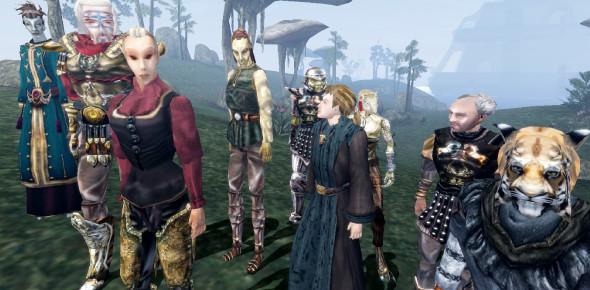 Morrowind: Serious Race Quiz
