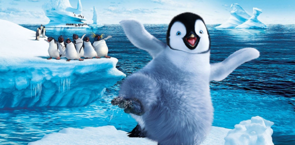 What Is Your Happy Feet Theme Song?