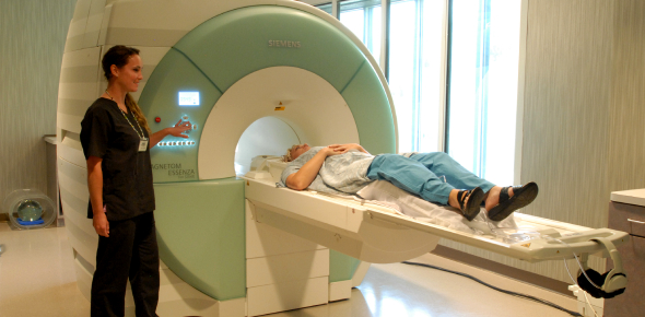 A Review Quiz On Magnetic Resonance Imaging!