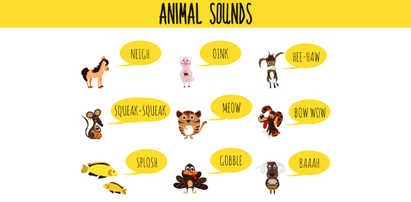 Animal Sounds Quiz: Trivia!
