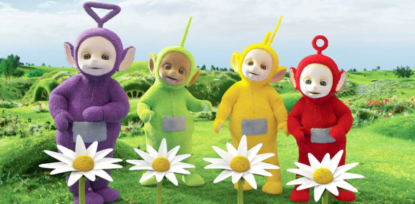 What Do You Know About The Teletubbies Names?