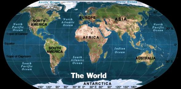 World Geography Quiz: MCQ Exam!