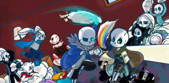 Which Sans Au Do You Sin For?