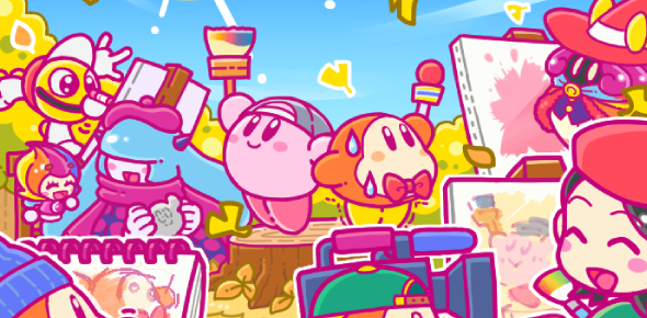 Which Kirby Character Are You?