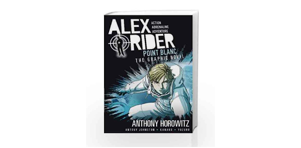 Can You Pass This Alex Rider Novel Quiz?