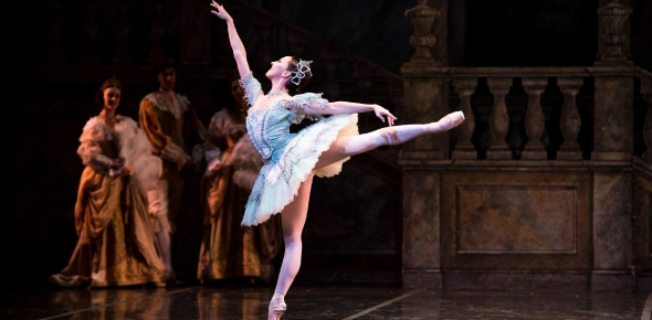 Do You Have What It Takes To Be A Ballerina?