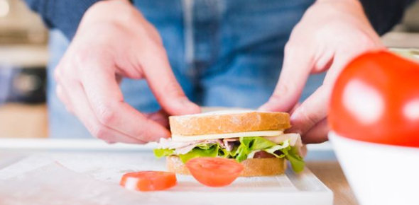 On Cooking: Sandwiches