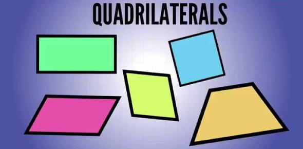 Quadrilaterals Test! Geometry Trivia Questions Quiz