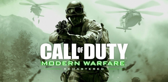 Call Of Duty 4: Game Quiz! Trivia