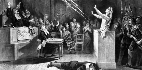 History Of The Salem Witch Trials Quiz