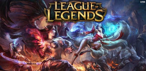 "A Legendary ""League Of Legends"" Trivia!"