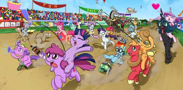 What MLP Pony Race Are You?