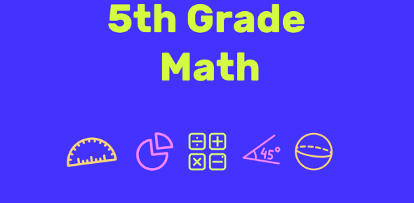 Math Test For 5th Grade! Quiz