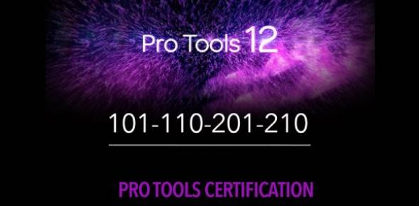 Pro Tools 110 Certification Exam Quiz!