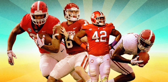 The Ultimate College Football Quiz! Trivia
