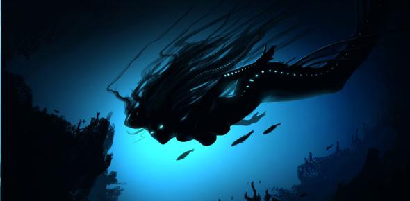 Ocean Deep Mermaid Test