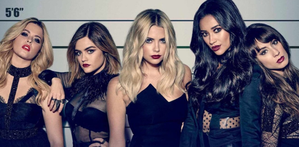 Find Out Which Pretty Little Liars Character Are You?