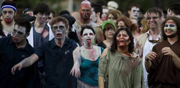 Will You Survive The Zombie Apocalypse? Personality Quiz
