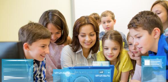 Multiple Choice: Educational Technology 2