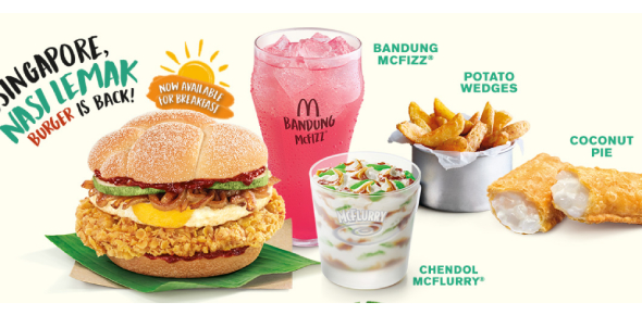 Which Mcdonald