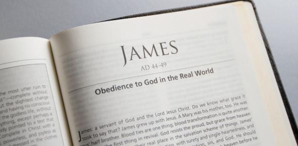James 1-5, NKJV