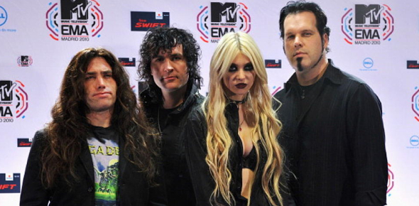 The Pretty Reckless Rock Band Quiz! Trivia