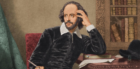 Test Questions On William Shakespeare! Quiz