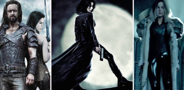 Which Underworld Character Are You/
