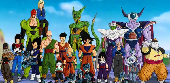 Which Dragon Ball Character Are You?