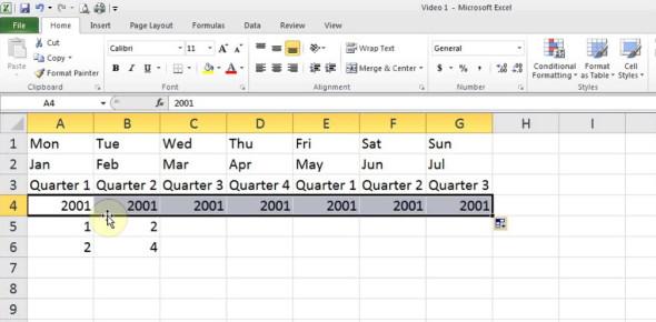 Microsoft Excel 2007 Quiz: Formulas And Functions!