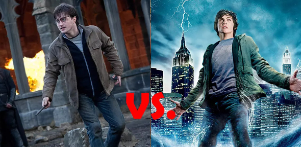 Are You A Percy Jackson Or A Harry Potter?