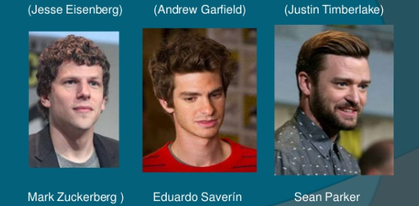"""Which """"The Social Network"""" Character Are You?"""
