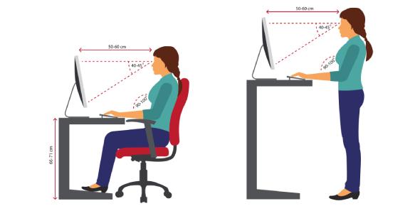 Office Ergonomics Test Quiz: Trivia!