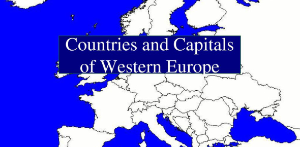 Trivia On European Countries And Capitals! Quiz