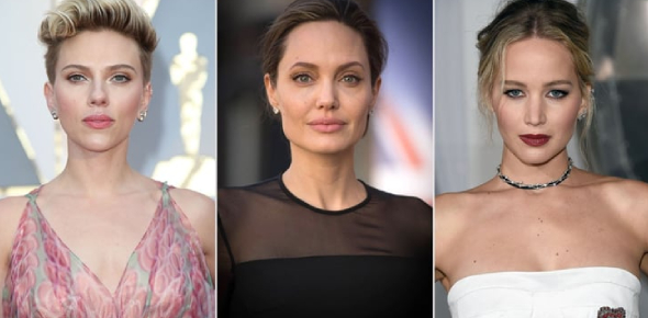 Which Actress Are You Most Like?
