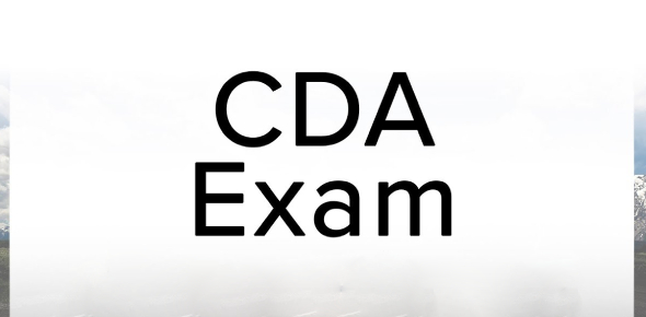 The Ultimate CDA Exam Practice Test!