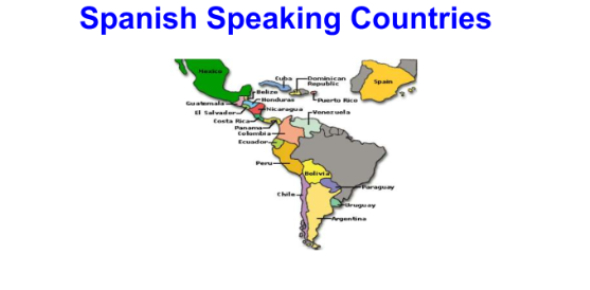 A Quiz On Spanish Speaking Countries And Capitals