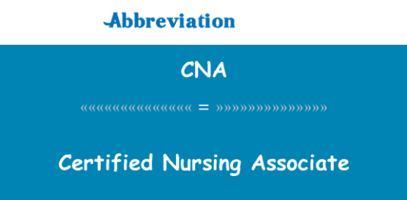 CNA Abbreviation Test 1