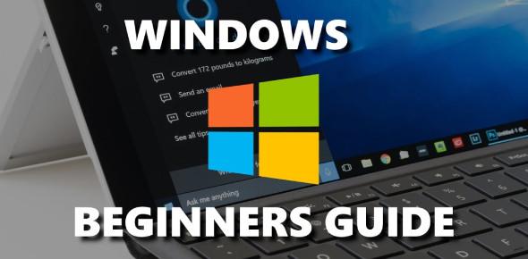 Windows Beginners Quiz Questions!