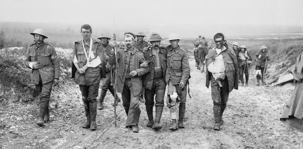 World War I Ultimate Knowledge! Trivia Quiz