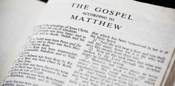 Matthew Chapter 1