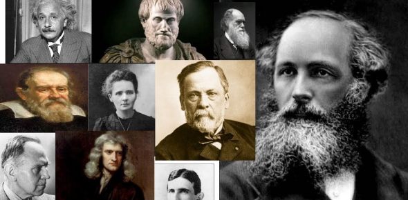 How Many Famous Scientists Can You Name?