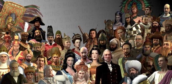 Which Civilization V Leader Are You? Quiz