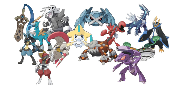 Which Steel Type Pokemon Are You Actually?