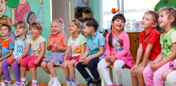 Kindergarten Fun Trivia Quiz On Alphabets