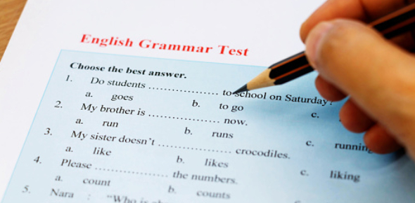 Grammar Test: Ultimate Quiz! Trivia