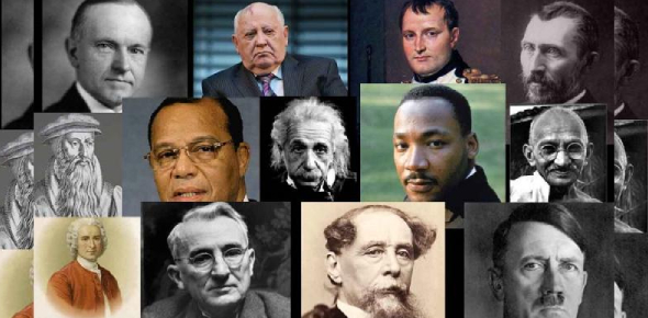 Which Historical Figure Are You Quiz