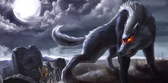 What Kind Of Werewolf Are You?