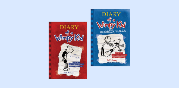 Diary Of A Wimpy Kid Book Series! Trivia Quiz
